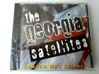 The Georgia Satellites Shaken Not Stirred CD 1996 Made in UK  Brand New Sealed