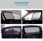 Car Windows Curtain Auto Blind Sun Shade Visor Mesh Cover for Jeep Wrangler