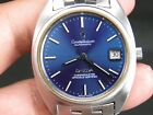 VINTAGE OMEGA CONSTELLATION CHRONOMETER SS STEEL SWISS DATE AUTOMATIC MENS WATCH