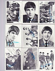 1964 Topps Beatles Black and White 1st Series Trading Cards 11