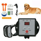 Rechargeable Underground Electric Dog Pet Fence System Training Collar 300m Wire