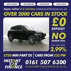 Porsche Macan 30TD V6  258bhp  AWD PDK S CAR FINANCE from 184 PW