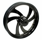 Victory Kingpin 2008 Front Wheel Black Used PN 1520630-266