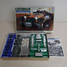 Tamiya 10204 1/12 Scale Model Sports Car Kit Caterham 7 Super Seven BDR