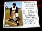 Roberto Clemente Cards, Rookie Card and Autographed Memorabilia Guide 38