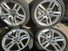 18 Inch 5x112 Genuine Audi A5 ALLOY WHEELS
