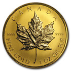 2014 Canada 1 oz Reverse Proof Gold Maple Leaf (Capsule Only) - SKU#192973