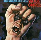 ALICE COOPER RAISE YOUR FIST AND YELL 10tracks Album Music CDs Japan USED