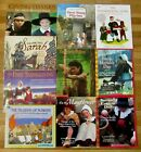 Lot 10 THANKSGIVING Childrens Picture Books Pilgrims Native Americans L10