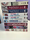 Lot of 9 exercise fitness VHS tapes Jane Fonda Jazzercise Weight Watchers more