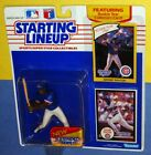 1990 JEROME WALTON Chicago Cubs Rookie ROY * 00 s/h* sole Starting Lineup + 1989