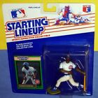 1989 SHAWON DUNSTON Chicago Cubs NM * FREE s/h * #12 Starting Lineup
