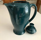 Fiesta Juniper Coffee Server With Lid, Used