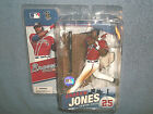 ANDRUW JONES BRAVES #25 ACTION FIGURE 2006 MCFARLANE TOYS - NEW IN PACKAGE