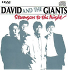 DAVID AND THE GIANTS - Strangers to the Night (CD) LIKE NEW/FREE SHIPPING