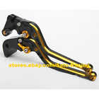 For MOTO GUZZI NORGE 1200/GT/8V 850/1200/GT/GTL Sport 1200 MixColor Brake Levers