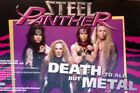 STEEL PANTHER - DEATH TO ALL BUT METAL - US Promo Cd Single - MINT! feel the