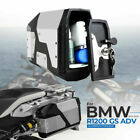 4.2L Stainless Tool Box For 2004-2019 BMW R1200GS LC Adventure Left Side Bracket