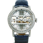 Corum Golden Bridge Round 39mm Diamond Skeleton Dress Watch B113/03169