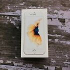 Apple iPhone 6S Gold 16GB Empty Box Only