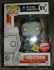 firestorm glow in the dark fugitive toys exclusive funko pop with pop protector