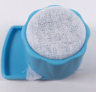 Dental Endo File Cleaner Disinfection Root Canal Files Gauze 135 Trays 4 Colors