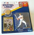 KENNER STARTING LINE UP NEW 1991 JOSE CANSECO MLB ROOKIE FIGURE MINT