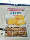 Jiffy Mix Recipe Book new and never used latest update COLOR  very nice