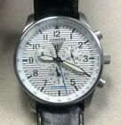 JUNKERS Chronograph quartz Made in Germany Movement swiss parts. Ronda 5130.D