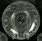 Indiana SANDWICH GLASS DINNER PLATE Clear 10-3/8
