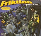 Friktion - Facile A Dire... (Enhanced) (F (Cd) (Ob (UK IMPORT) CD NEW