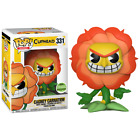 Cuphead - Cagney Carnation ECCC EXCLUSIVE FUNKO POP VINYL *RARE* (READY TO POST)