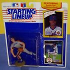 1990 RON DARLING New York Mets Rookie NM+ * 00 s/h* sole Starting Lineup + 1984