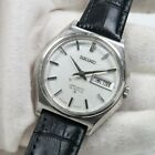 Vintage SEIKO 5606-7010 LORD MATIC 25J Automatic STAINLESS Mens Watch JAPAN