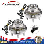 2X Front Wheel Hub Bearing For 07 14 Chevy GMC Cadillac SUV  Pickup 4x4 515096