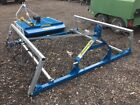 Fleming Chain Harrows 12 Mounted 13mm Tines Tractor Farm Field Grass GHL12