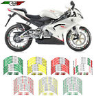 For Aprilia RS Style #2 motorcycle wheel sticker Rim Decal