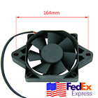 12V Electric Oil Cooler Radiator Water Cooling Fan For Motorcycle ATV Buggy Bike