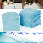 100pcs house puppy dog cat pet potty training pads pee training pad mats Top