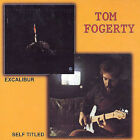 TOM FOGERTY - Tom Fogerty//excalibur - CD - Import - VG condition