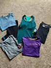 Lot Of Womens Athletic Wear Size Med New Mixed Lot