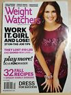 Weight Watchers Magazine September October 2012 issue