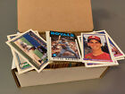 1986, 1991, 1992 Topps Bowman Baseball Box of 400 Trading Cards (EX-MINT)