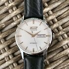 Tissot T019430 Heritage Visodate Automatic Mens Watch - Silver/White
