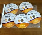Weight Watchers WW PointsPlus Fitness Series Jennifer Cohen 5 DVD Set Discs Only