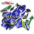 Blue Movistar Bodywork for Honda CBR600RR 2005 2006 Fairings F5 05 06 Panels