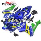 Movistar Blue Green Fairing for Honda CBR600RR 2003 2004 F5 03 04 Body Kits Hull