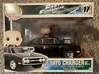 Funko Pop! Rides #17 Fast & Furious 1970 Charger with Dom Toretto