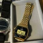 CASIO watches diamond containing limited cheap Gold