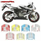 For Honda CBR RR #style 2 Motorcycle accessories Cool wheel stickers #jun